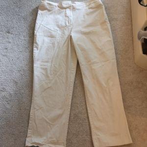 George 18W Khaki Stretch Pants